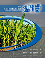2021 Kussmaul Seed Company Product Guide